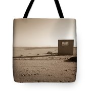 It's Just There Tote Bag