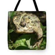 It's Lonely Being Green Tote Bag