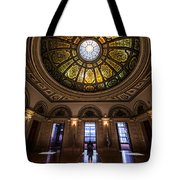 It's Looking At You Tote Bag