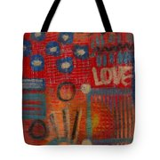 It's Love Tote Bag