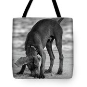 Its My Clam Tote Bag by Angie Tirado
