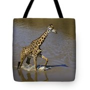 It's Only Ankle Deep Tote Bag
