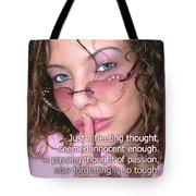 Its Our Secret Tote Bag