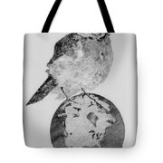 It's Our World Too Tote Bag