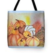 It's Pumpkin Time Tote Bag