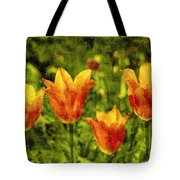 It's Springtime Again Tote Bag