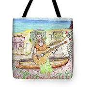 It's Summer Somewhere Tote Bag