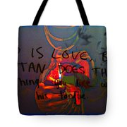 It's True But You Won't Cop To It Tote Bag