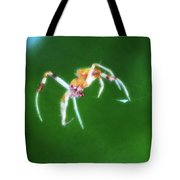 Itsy Bitsy Spider Tote Bag