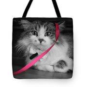 Itz A Cat Tote Bag