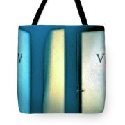 Iv Or Vi Tote Bag