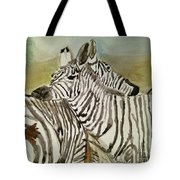 Ive Got Your Back Tote Bag