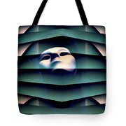 I've Seen That Face Before Tote Bag