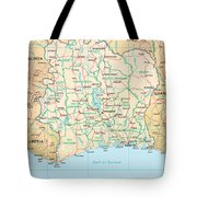 Ivory Coast Tote Bag