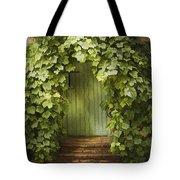 Ivy Door Tote Bag