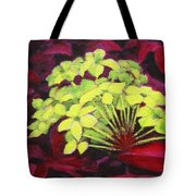 Ixora - Jungle Flame Tote Bag