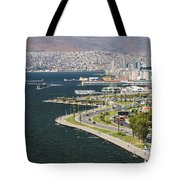 Izmir By The Sea Tote Bag