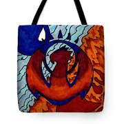 Izzet Experience Or Mana Counter Tote Bag