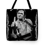 J Cash Tote Bag