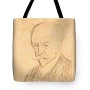 J.-k. Huysmans Tote Bag
