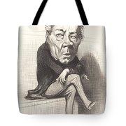 J. Marie Joseph Deville Tote Bag