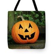 Jack 0' Lantern Tote Bag