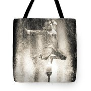 Jack Be Quick Tote Bag by Bob Orsillo