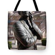 Jack Benny Tote Bag by Jeff Lowe