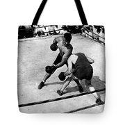 Jack Dempsey Tote Bag