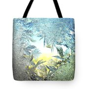 Jack Frost Masterpiece Tote Bag