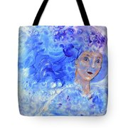 Jack Frost's Girl Tote Bag