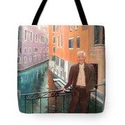 Jack In Venice Tote Bag