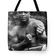 Jack Johnson (1878-1946) Tote Bag
