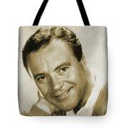 Jack Lemmon, Actor Tote Bag