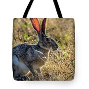 Jack Rabbit Tote Bag