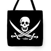 Jack Rackham Tote Bag
