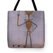 Jack Skellington Tote Bag by JP Giarde