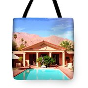 Jack Warner Estate Tote Bag
