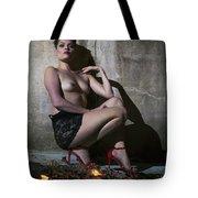 Jackie / Elements 5 Tote Bag