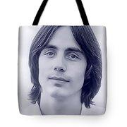 Jackson Browne, Music Legend Tote Bag