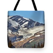 Jackson Glacier - Glacier National Park Mt Tote Bag