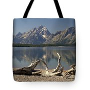 Jackson Lake 1 Tote Bag