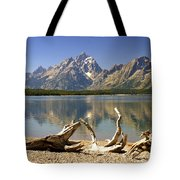Jackson Lake 3 Tote Bag
