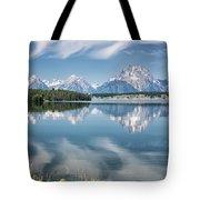 Jackson Lake 80 Tote Bag
