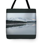 Jackson Lake Ice Tote Bag