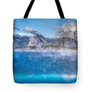 Jackson Lake - Teton National Park Tote Bag