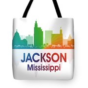 Jackson Ms Tote Bag by Angelina Vick