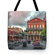 Jackson Square Evening Tote Bag