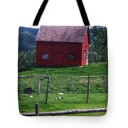Jackson's Cove Tote Bag
