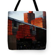 Jacob Javits Reflections Tote Bag